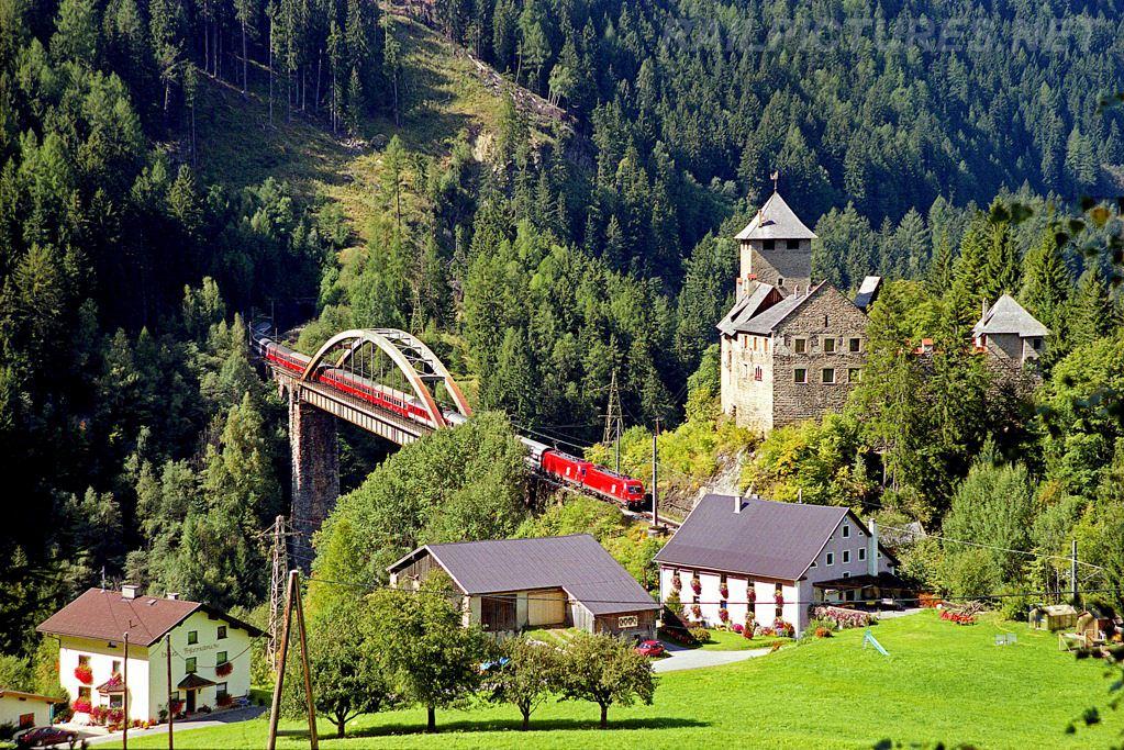 ARLBERG LINE, AUSTRIA