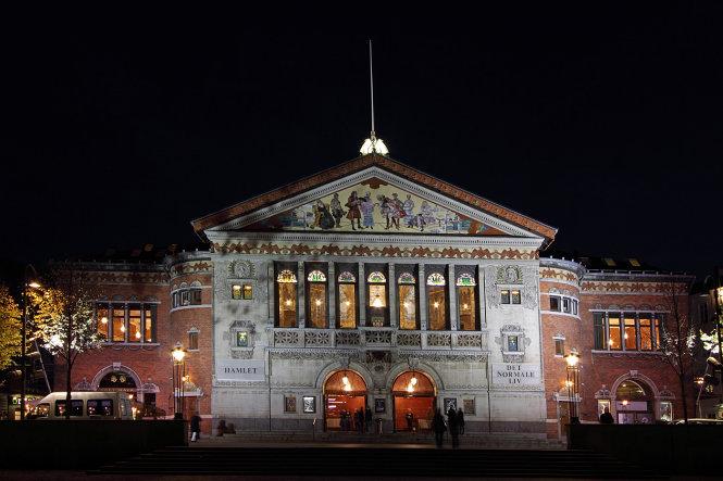 Aarhus theatre danmark European Capital of Culture 2017