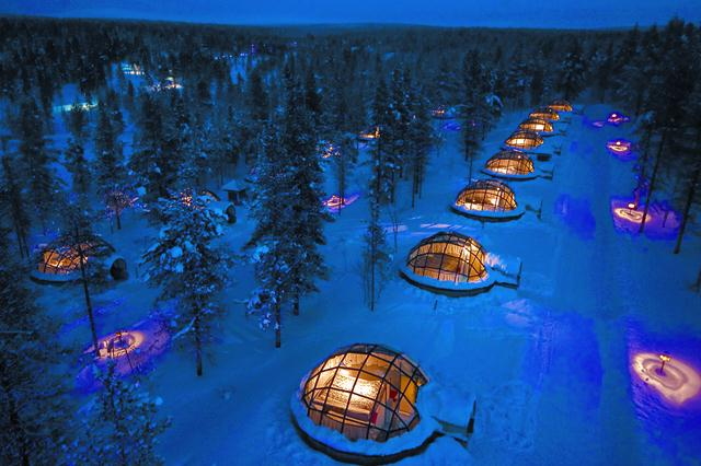 Arctic Resort