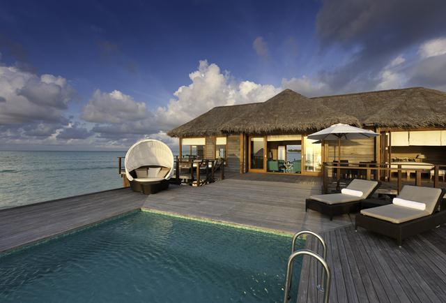 Conrad Hilton maldives philippines