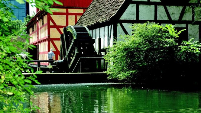 Den Gamle By open museum tourist attractions 3 European Capital of Culture 2017