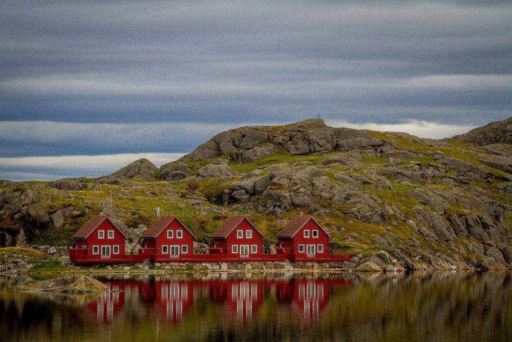 Eigerøy island