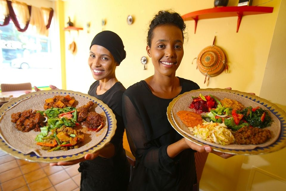 Ethiopia for vegetarians facts