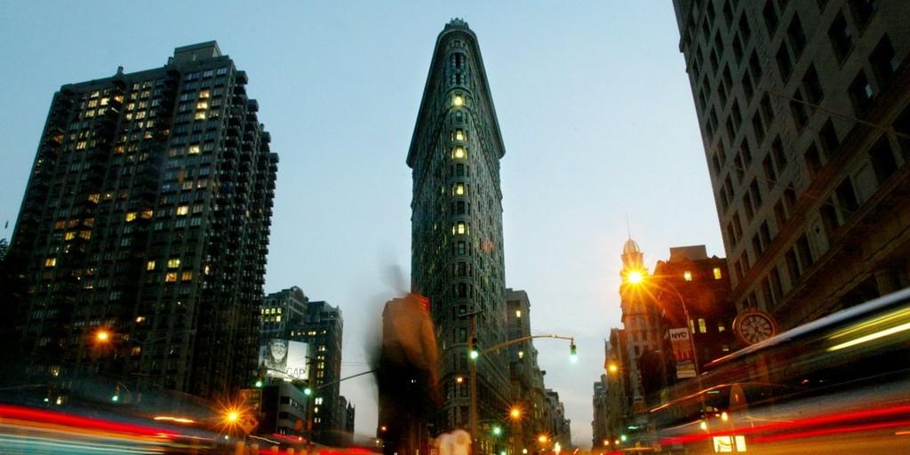 Flatiron Building, architectural masterpieces
