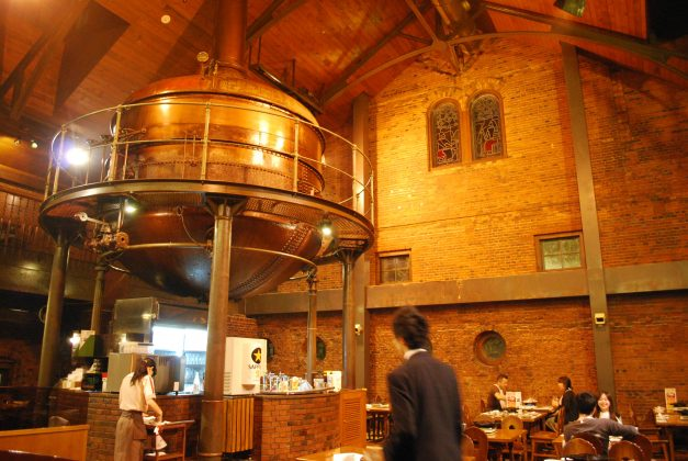 Genghis Khan Hall, Sapporo Beer Museum, Sapporo, Hokkaido, Japan