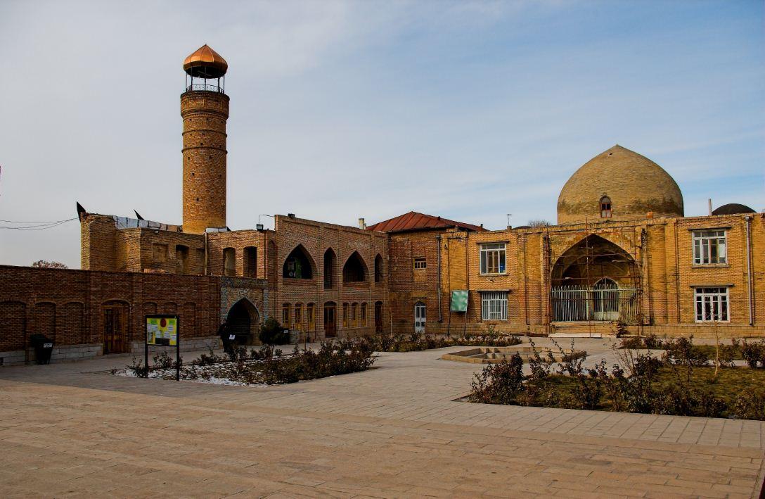Imamzadeh Hamzah, Tabriz