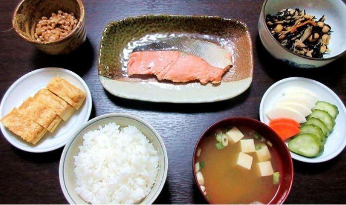Japanese breakfast