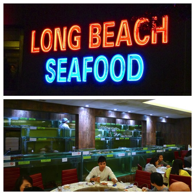 Long Beach Seafood - Singapore where to eat