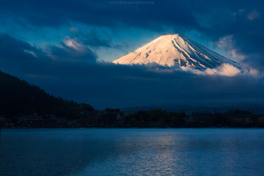 Mt. Fuji from lake Kawaguchi best places spots to take photos of mount fuji 245