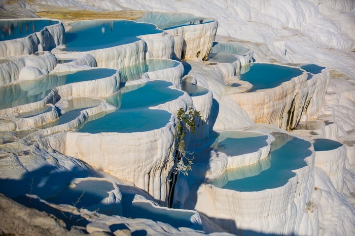 Image result for Pamukkale: Denizli, Turkey