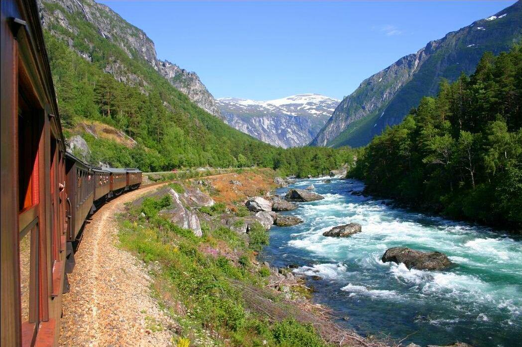 RAUMA LINE, NORWAY