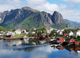 Reine village norway