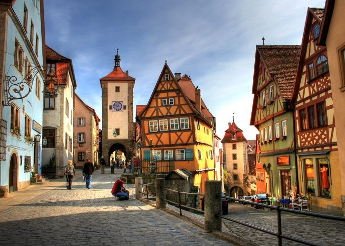 Romantic-Road-Germany, Europe road trips
