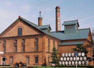 Sapporo Beer Museum, Hokkaido, japan