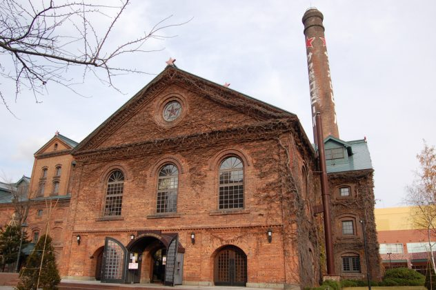 Sapporo Beer Museum, Sapporo, Hokkaido, Japan