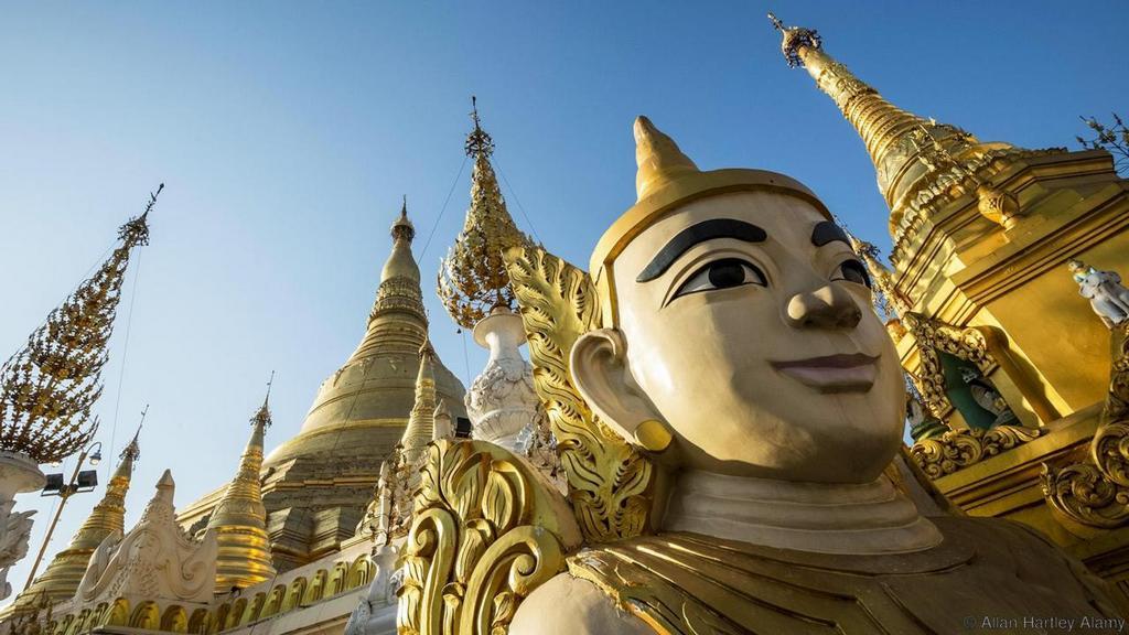 Shwedagon Pagoda myanmar most beautiful palces of worship around the world