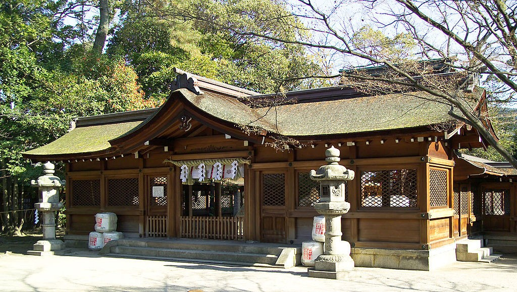 Toyokuni Shrine, Kyoto temple, Japan
