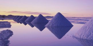 travel guide, salt pan, Salar de Uyuni, Bolivia