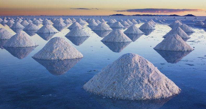 travel guide, salt pan, Salar de Uyuni, Bolivia