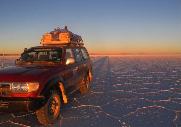Travel guide Salar de Uyuni Bolivia