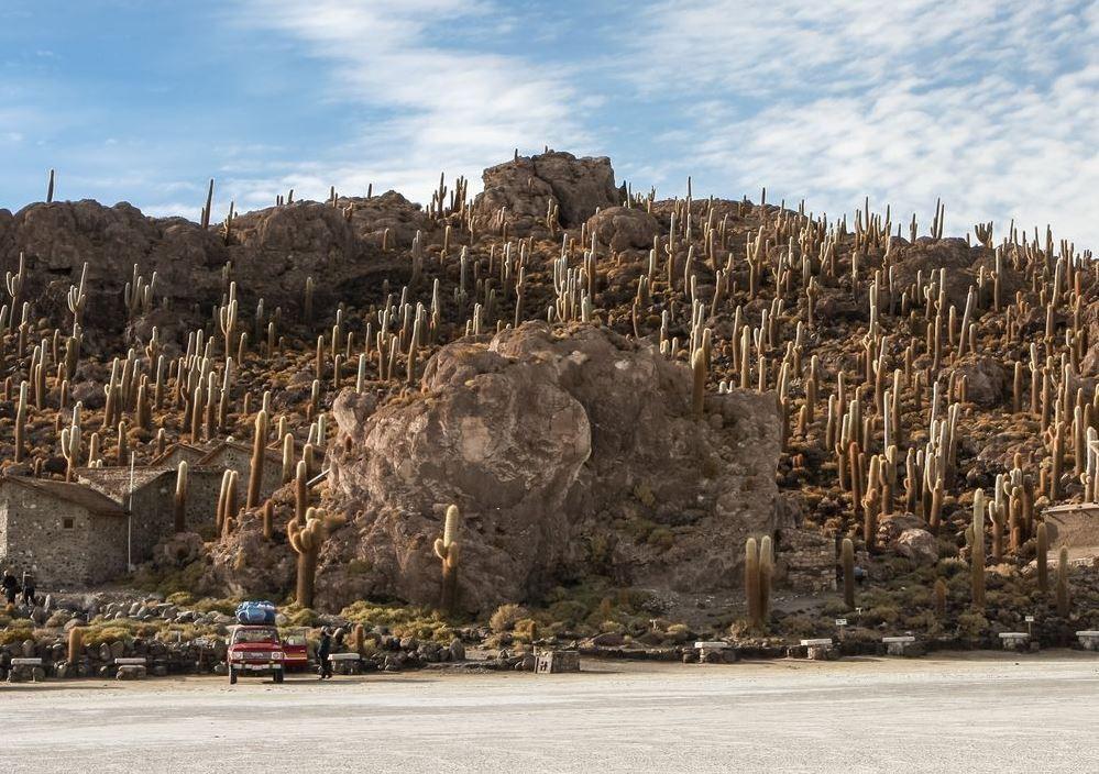 Travel guide, Salar de Uyuni, Bolivia