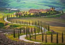 Tuscany-Italy, Europe road trips