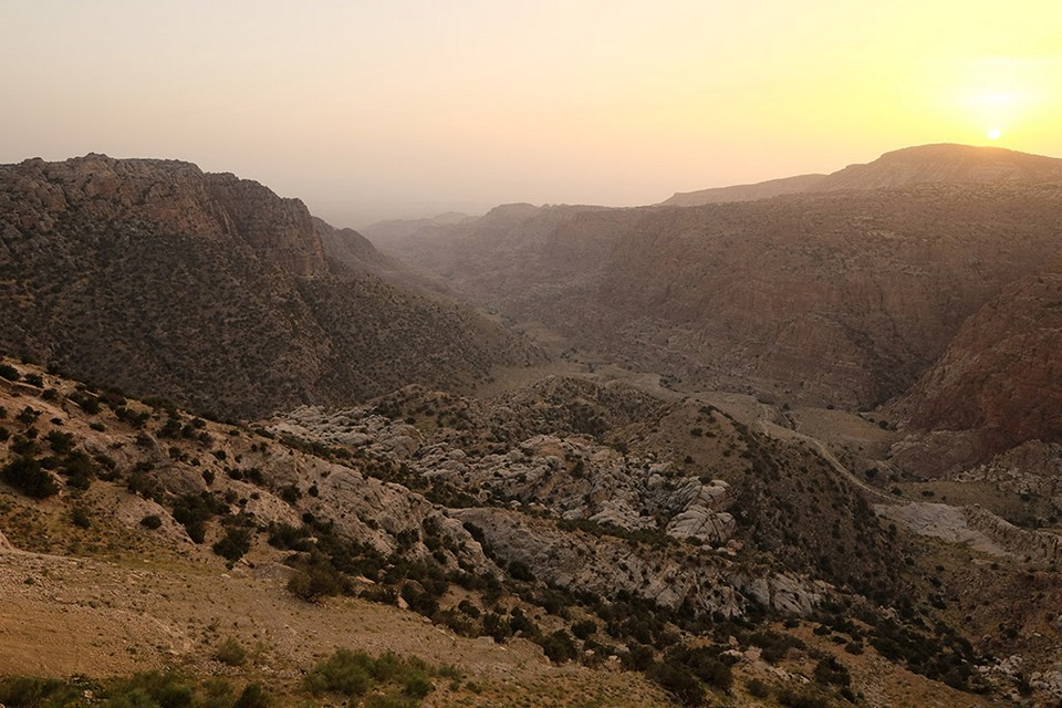 View-from-Cafe-overlooking-Dana-Nature-Reserve