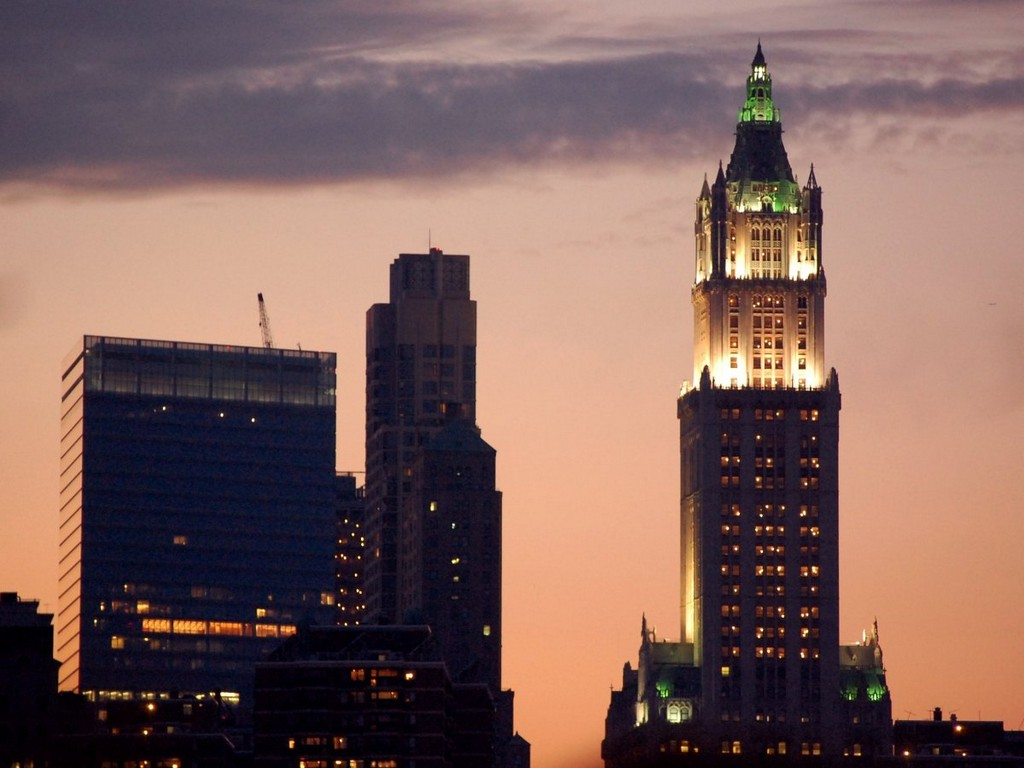 Woolworth Building, architectural masterpieces