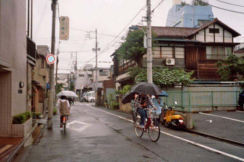 Yanaka, tokyo, japan