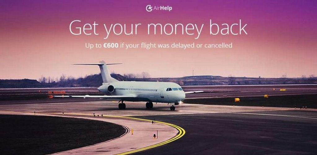 airhelp app get your money back