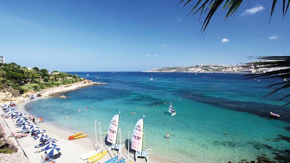 beaches malta malta island nation photo photography tourist attractions