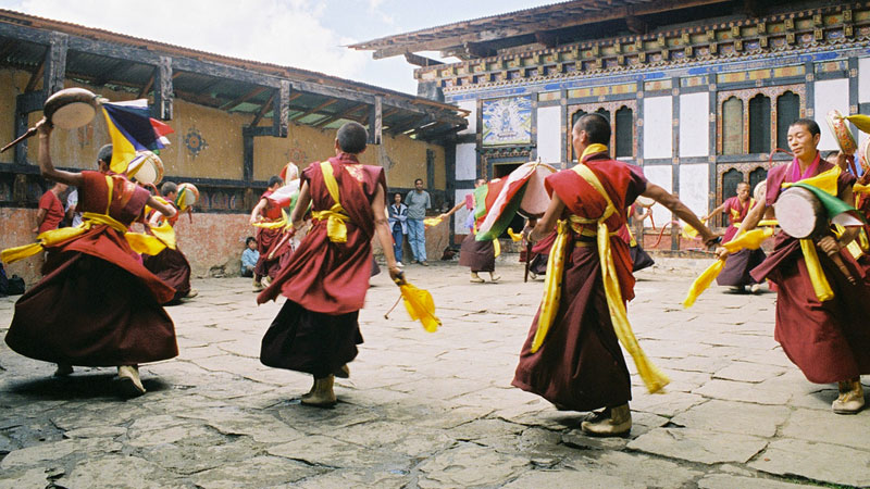 bhutan-anja-disseldorp-travel bhutan most liveable country in the world