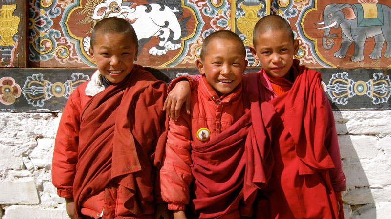 bhutan-brentolson-travel bhutan most liveable country in the world