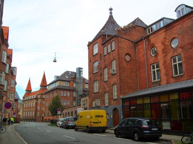 cetral Aarhus danmark European Capital of Culture 2017