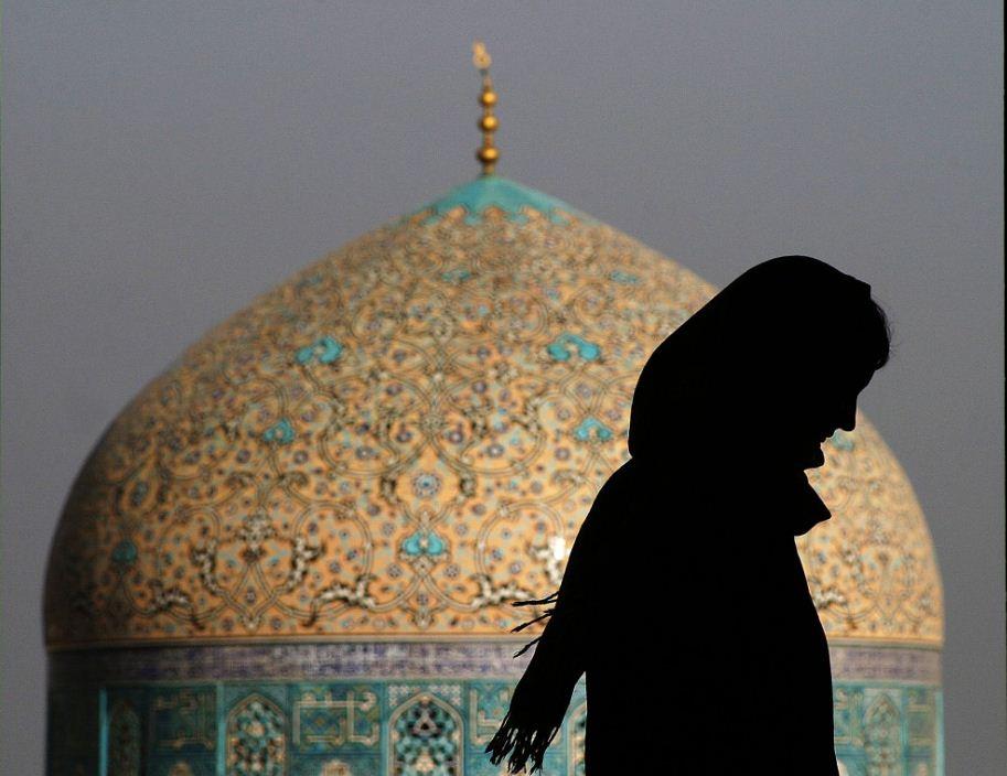 chador islam muslim