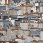 The story of the chimneys on the rooftops of Paris