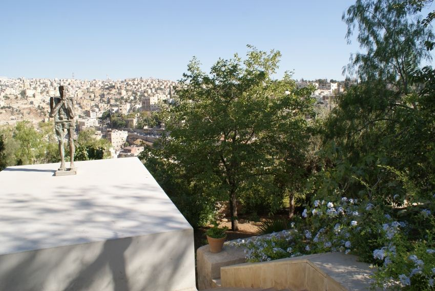 darat-al-funun amman cafe jordan 33