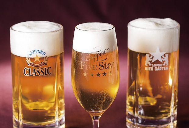draft beer, Sapporo Beer Museum, Sapporo, Hokkaido, Japan