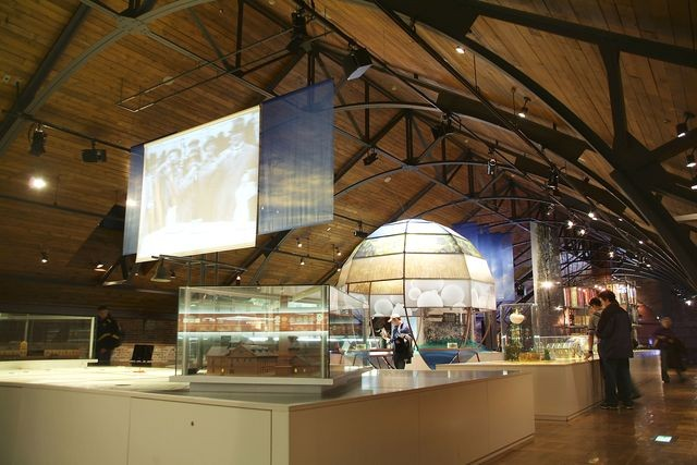 exhibitions, history beer industry, Sapporo Beer Museum, Hokkaido, japan