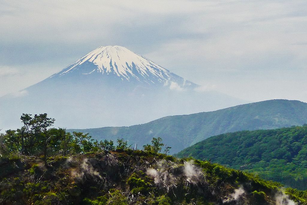 hakone national park places spots to take photos of mount fuji 2