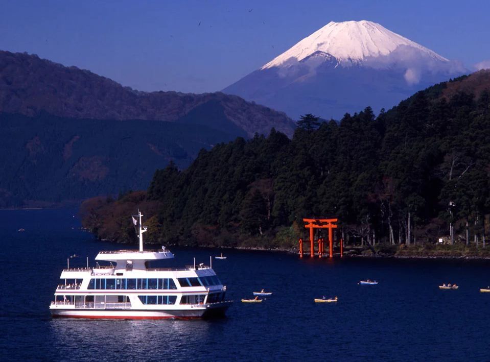 hakone national park places spots to take photos of mount fuji