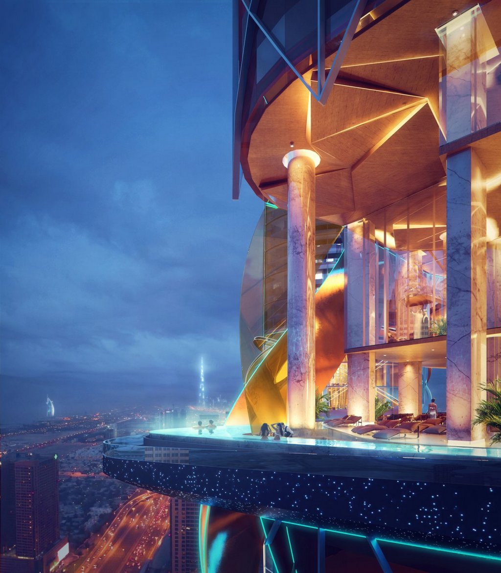 if-you-get-tired-of-exploring-the-rainforest-you-can-head-to-the-25th-floor-and-go-for-a-dip-in-the-glass-bottom-infinity-pool-which-offers-panoramic-views-of middle east