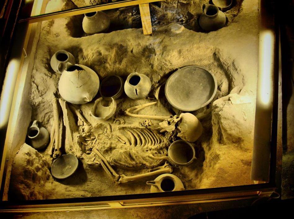 iron age museum tabriz iran