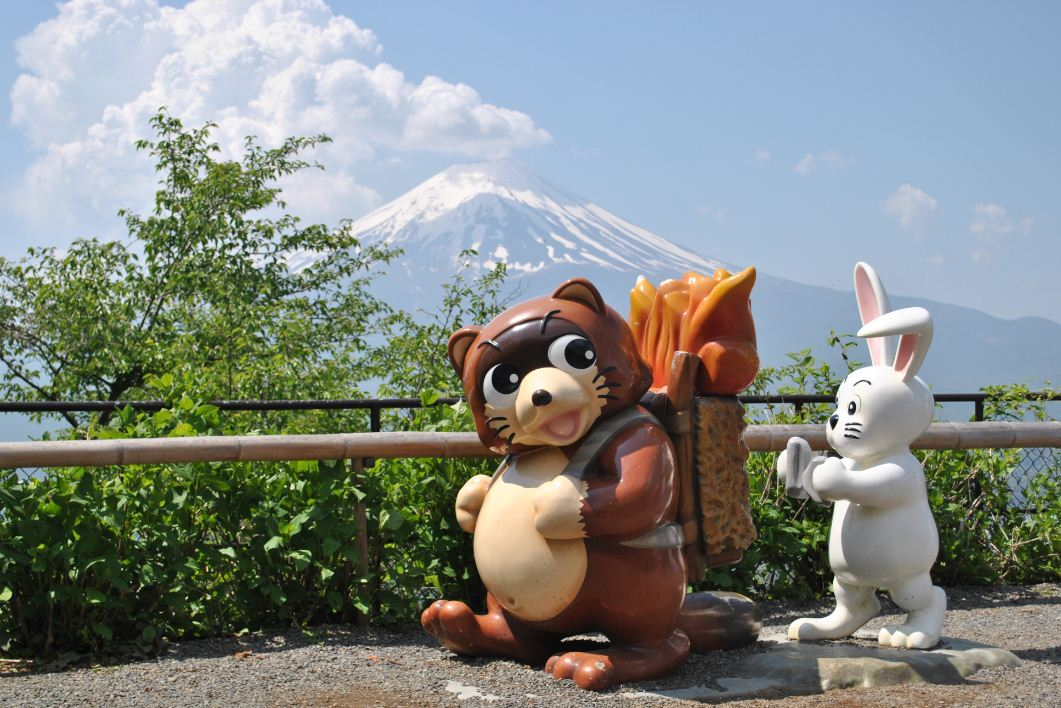 kachi kachi cable car tenjo mount view best places spots to take photos of mount fuji