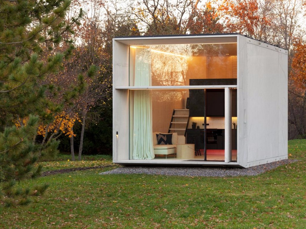 koda-walking-concrete, Tallinn, Estonia, tiny homes