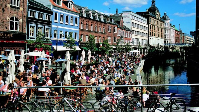 latin quarter danmark European Capital of Culture 2017