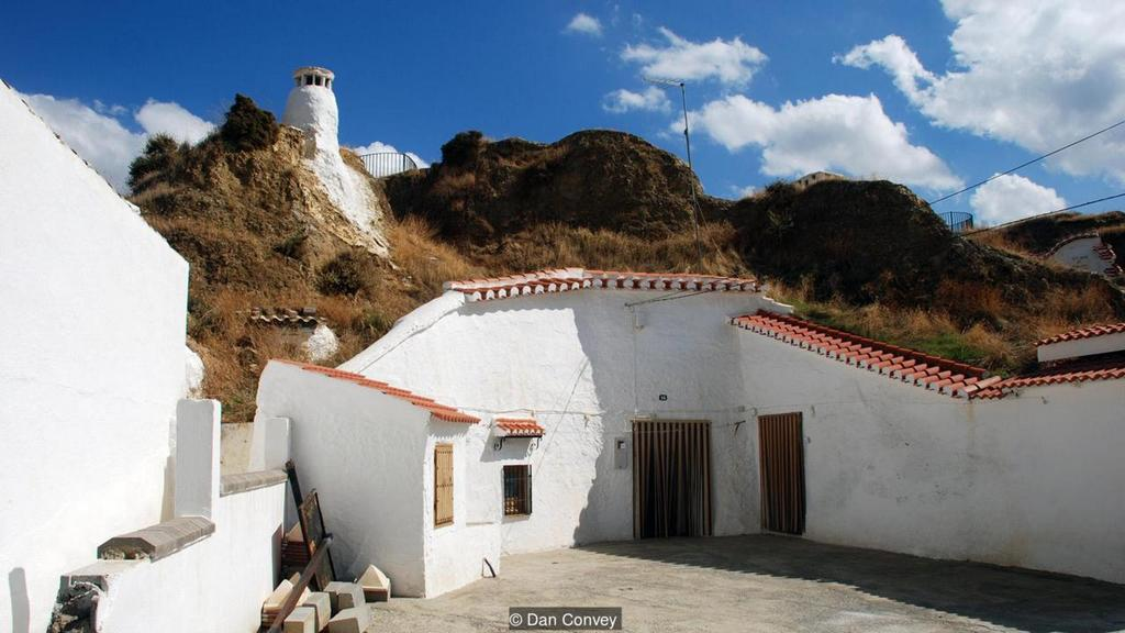 Living In The Charms Of Cave Houses In Andalucia Southern