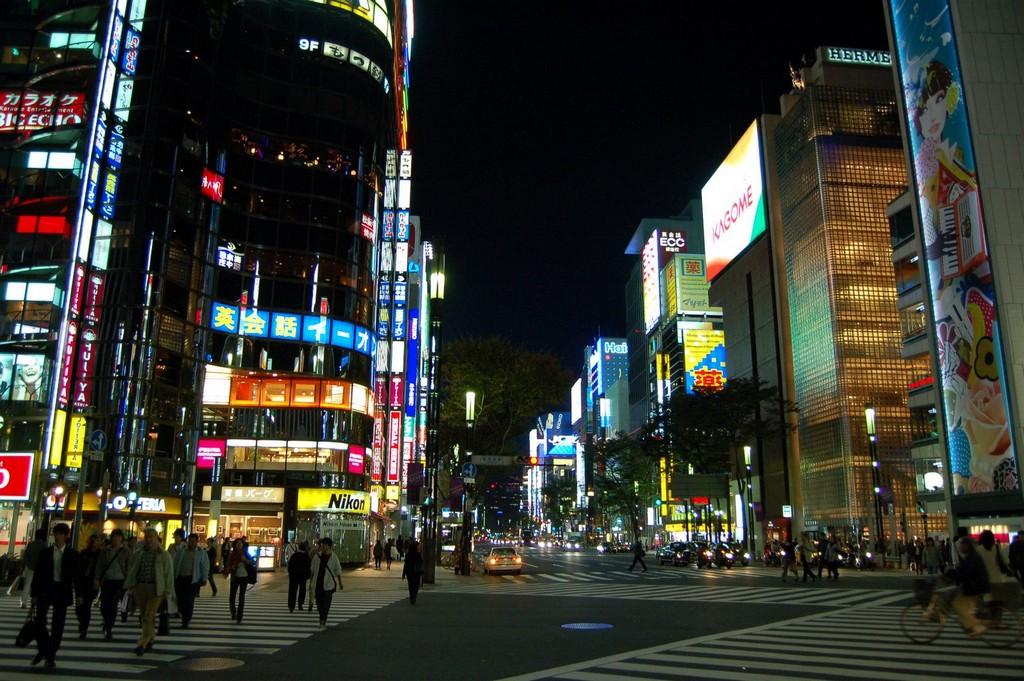 shop, shopping, Ginza, tokyo, japan