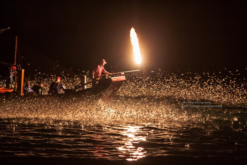 sulfuric fire fishing in Jinshan taiwan (16)