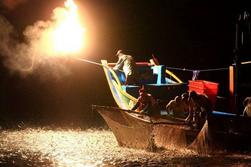 sulfuric fire fishing in Jinshan taiwan (22)